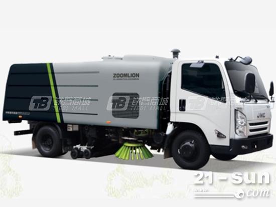 小巧清洁设备:中联重科ZLJ5080TXSJXE5清扫车