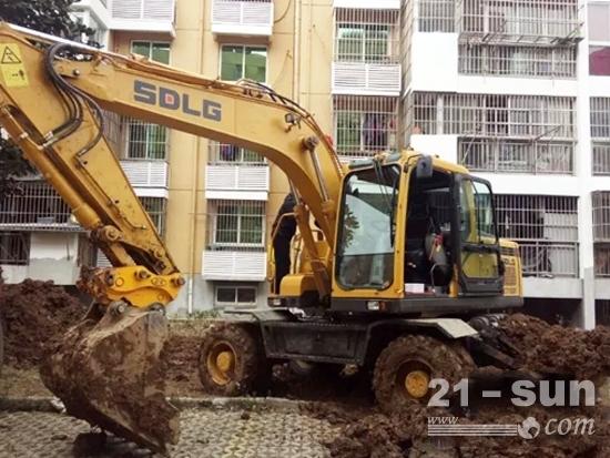 山东临工E7150F挖掘机的亮点有什么