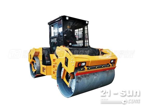 三一STR130C-8S压路机,混凝土工程的终结者