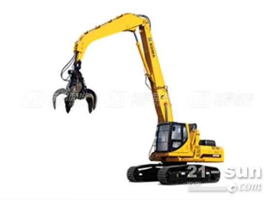 厦工XG836MH抓钢机产品升级