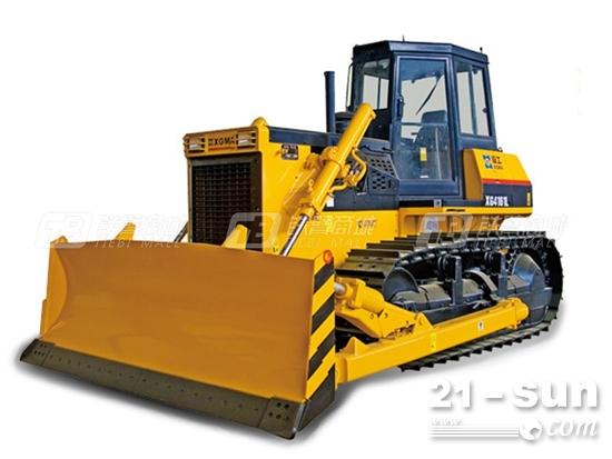 厦工XG4161L推土机,治理淤泥好设备