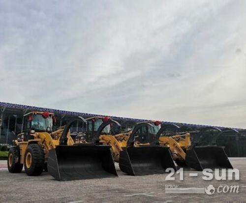 厦工XG955H轮式装载机,行业新标准
