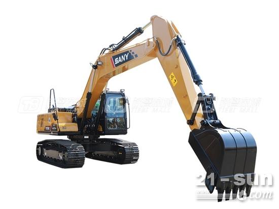 三一SY205C挖掘机怎么样?三一SY205C中型挖掘机性能解析
