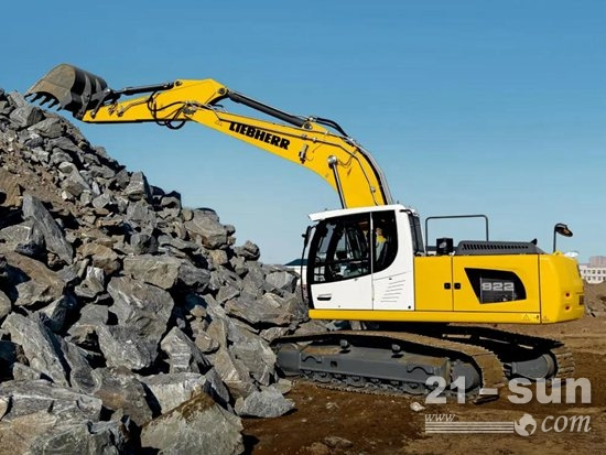 小吨位,大作为 | 利勃海尔R922 LC全能之选