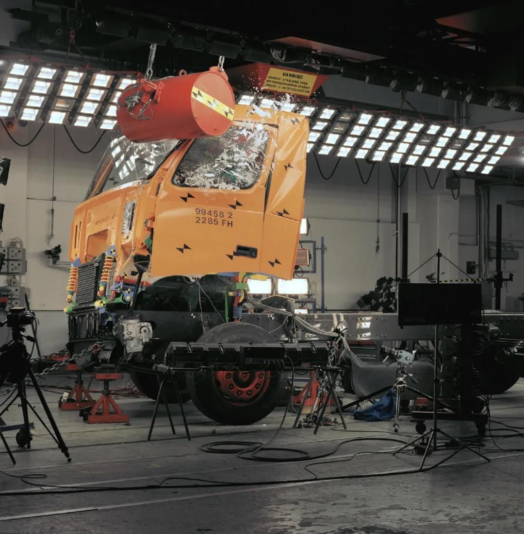 蓝冠机械网首页沃尔沃卡车:安全不是一种选择,而是最高责任!