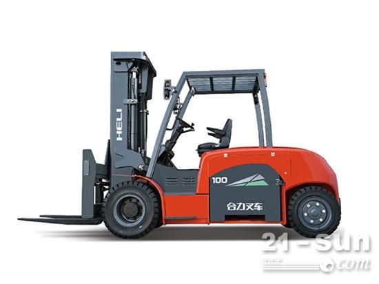 G系列8.5-10吨蓄电池平衡重式叉车