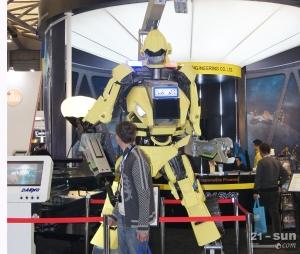 DAEMO 机器人出击