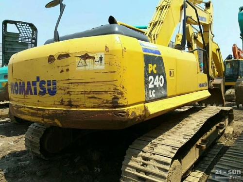 小松PC240-8二手挖掘机
