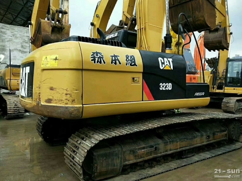 卡特彼勒CAT323D二手优德w88中文官网登录