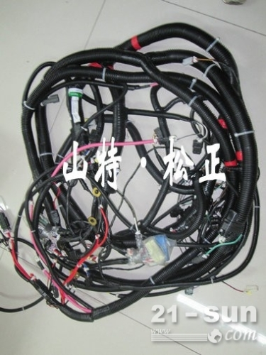小松挖掘机PC200-7原装导线线束20Y-06-31110