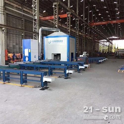 数控型钢切割机 H型钢切割机 切割设备专业厂家