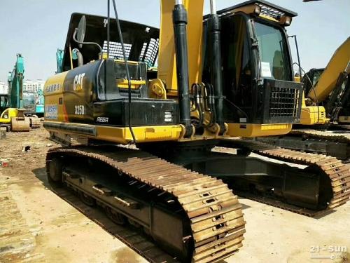 卡特彼勒CAT325D2二手挖掘机