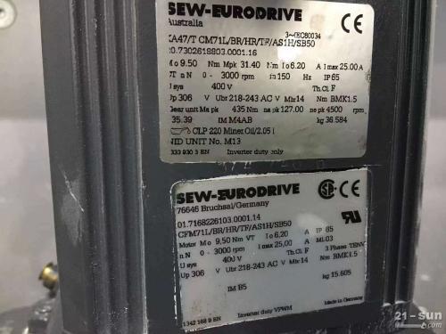 西门子6SL3244-0BB12-1BA1控制单元