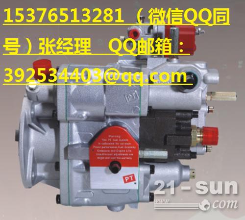 全新低价康明斯PT燃油泵4061206D155推土机(加装滤...