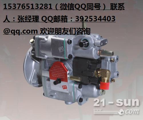 康明斯PT燃油泵4060797TQ230高原推土机柴油泵NT...