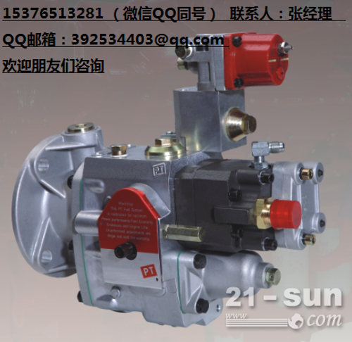 全新全规格康明斯PT燃油泵4913519川汽CQ4300牵引...