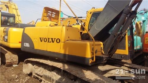 沃尔沃沃尔沃210叠尝颁色姑娘久久综合网挖掘机