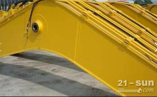 挖掘机全车配件 小松PC400-7大臂