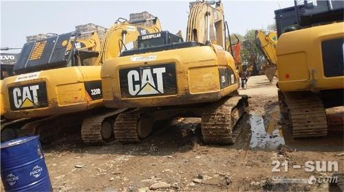 沃尔沃颁础罢320顿2色姑娘久久综合网挖掘机