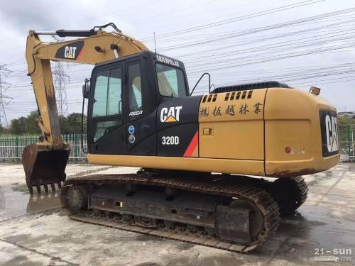 320D、336D二手挖掘机