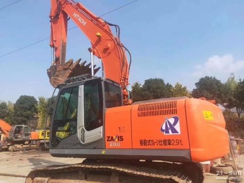 ZX200、ZX240二手挖掘机