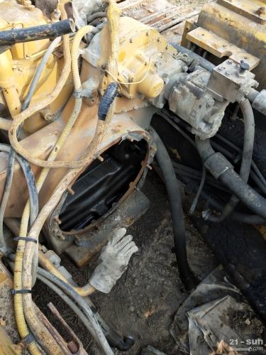 卡特D7G 3306进口发动机总成