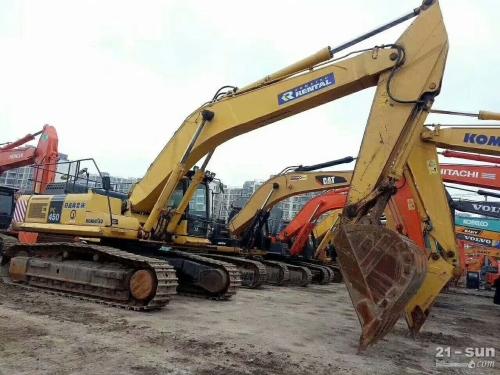 小松PC450-8二手挖掘机