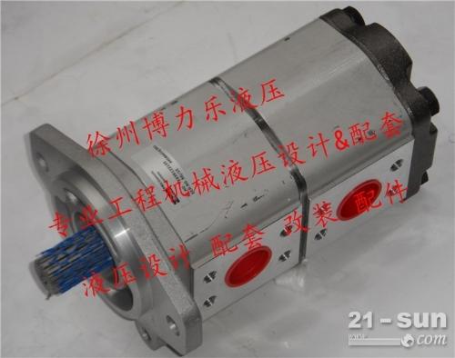 派克双联齿轮泵,3349122288、3323000000,...