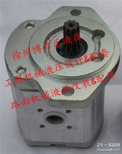 ABG423 徐工摊铺机输料齿轮泵 刮板泵 05107253...
