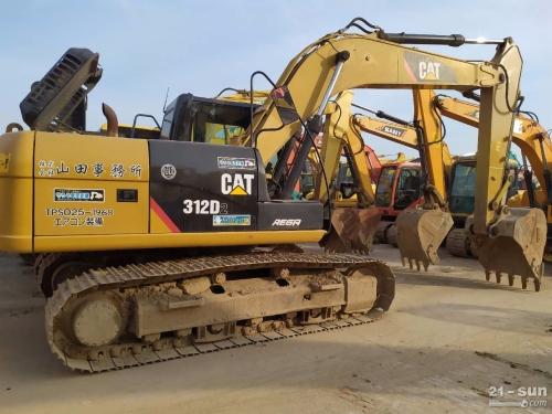卡特彼勒312顿、315顿色姑娘久久综合网挖掘机