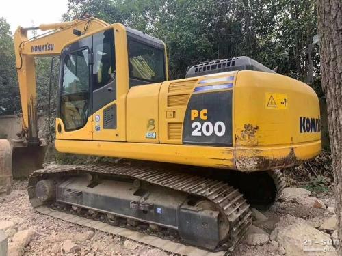 PC200、PC240二手挖掘机