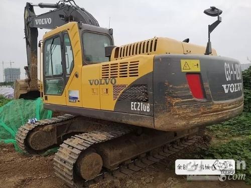 沃尔沃210/240/360色姑娘久久综合网挖掘机