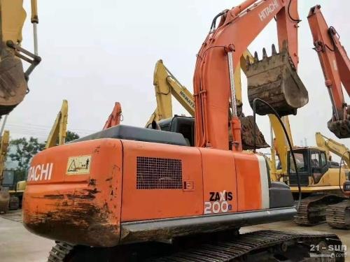 日立200/240/350二手挖掘机