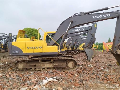 沃尔沃210沃尔沃240色姑娘久久综合网挖掘机