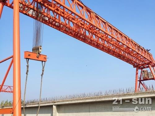 新疆乌鲁木齐龙门吊出租20吨钢筋场使用