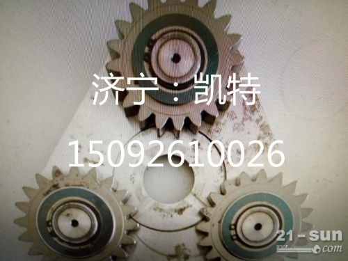 小松PC200-8行星一级架 挖掘机配件