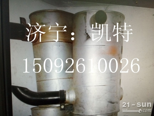 卡特挖掘机配件 320C排气管