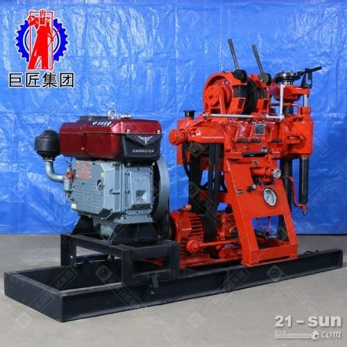 巨匠供应XY-150型液压岩心钻机?150型高速岩芯钻机