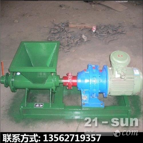 PNJ-A炮泥机矿山开采钻孔堵炮眼炮泥机