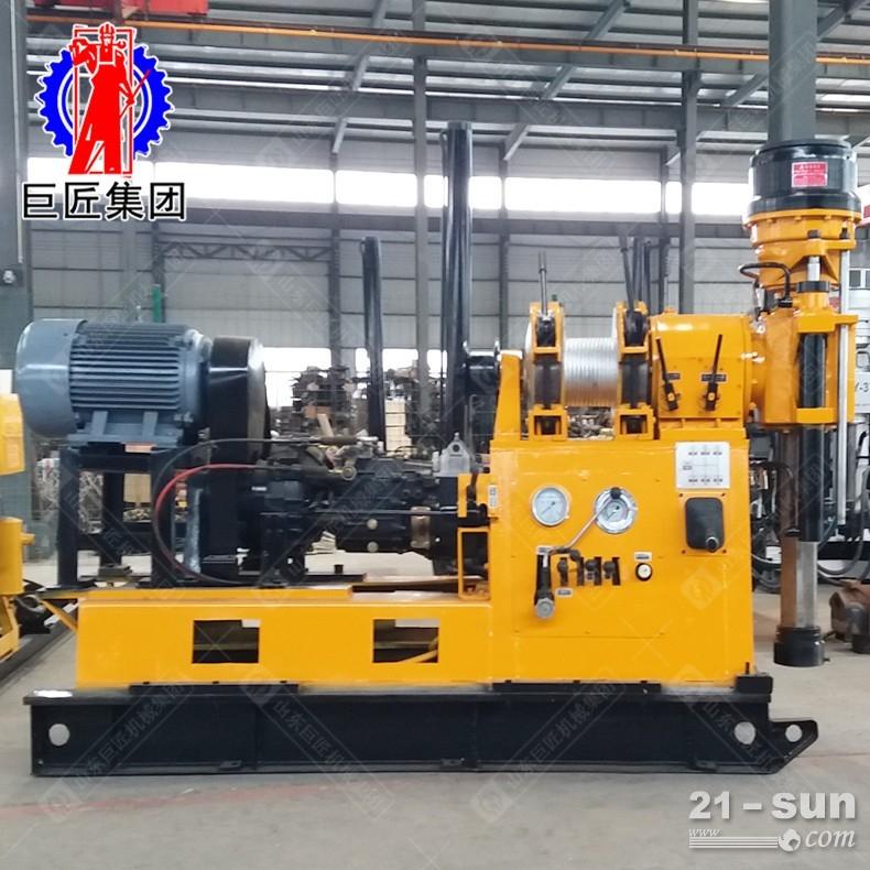 600米液压岩心钻机XY-3钻机液压水井地质勘探钻机动力足