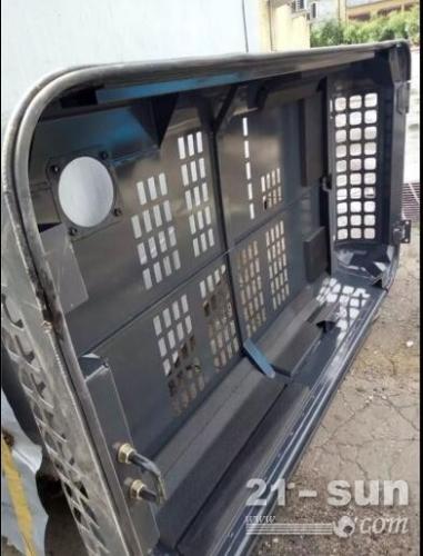 小松PC400-7发动机盖罩 挖掘机配件