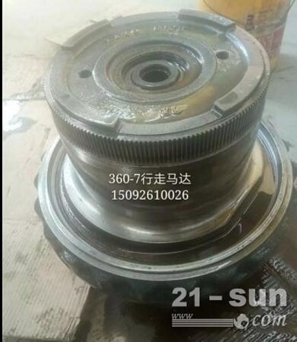 小松PC360-7行走马达 挖掘机配件