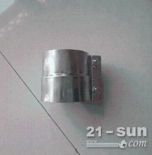 小松PC300-7增压器卡箍 挖掘机配件