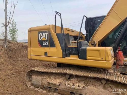 卡特彼勒CAT323E二手挖掘机
