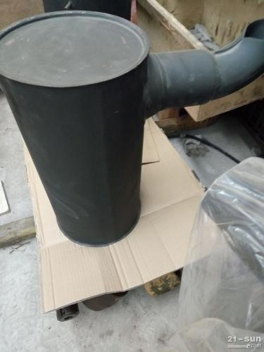 小松PC200-8消音器 挖掘机配件