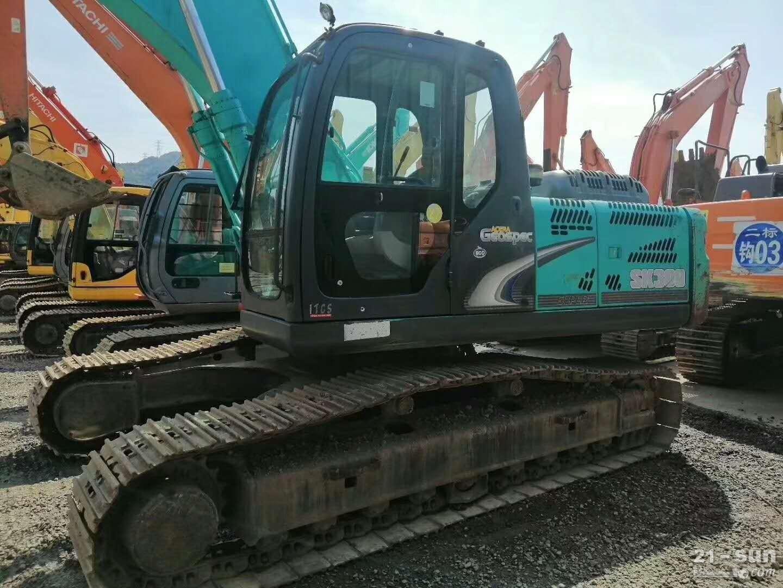 SK260二手挖掘机