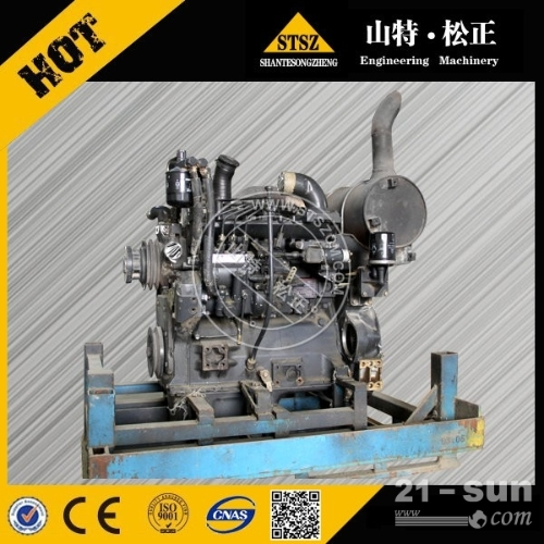 山特松正供应小松挖掘机配件,小松发动机配件PC60-7发动机...
