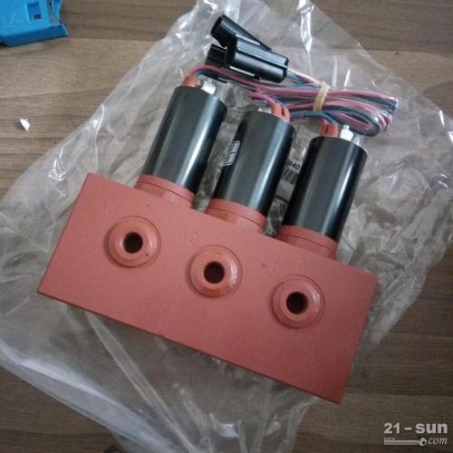 力士德挖掘机配件比例电磁阀3KWE5G-20/G24W-340