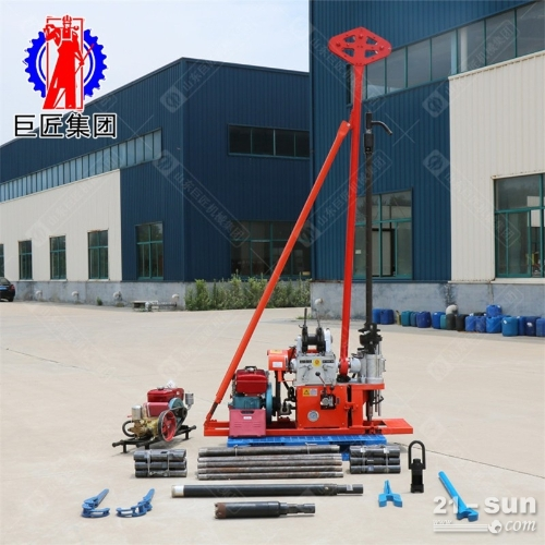 YQZ-30型30米小型轻便液压钻机地质勘探岩芯取样钻机动力足