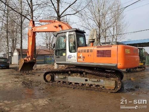 日立240-3G二手挖掘机